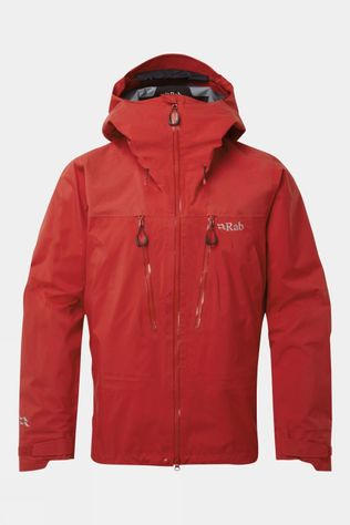 Rab Mens Latok Gtx Jacket Ascent Red