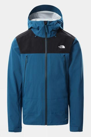 The North Face Mens Tente Futurelight Jacket Moroccan Blue/TNF Black