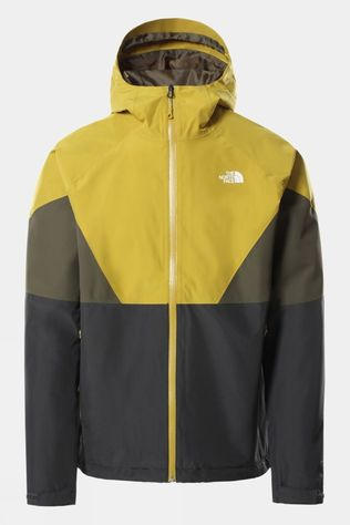 The North Face Mens Lightning Jacket Asphalt Grey/Sulphur Spring Green
