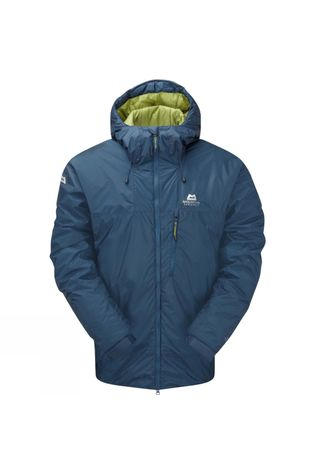 Mountain Equipment Mens Prophet Jacket Marine/Fir Green