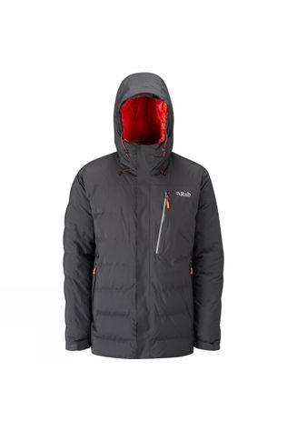 Rab Mens Resolution Jacket Black