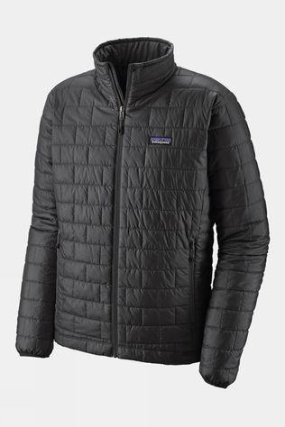 Patagonia Mens Nano Puff Jacket Forge Grey