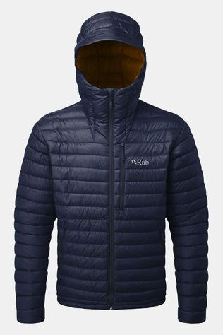 Rab Mens Microlight Alpine Jacket Deep Ink/ Footprint