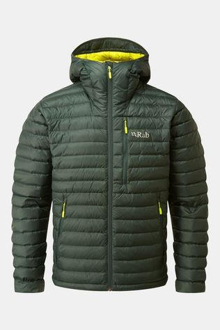 Rab Mens Microlight Alpine Jacket Pine