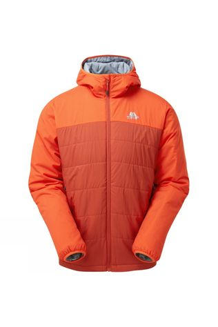 Mountain Equipment Mens Transition Jacket Bracken/Magma