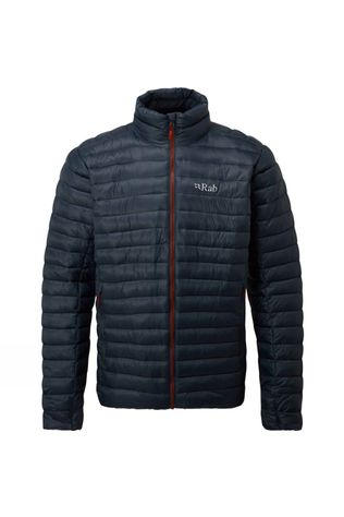 Rab Mens Altus Jacket Beluga/Steel