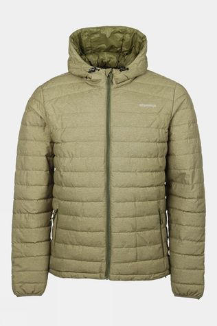 Ayacucho Mens Mount Everest Hooded Jacket Dark Moss