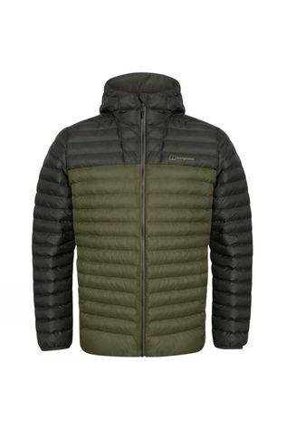 Berghaus Mens Vaskye Jacket Ivy Green/Peat