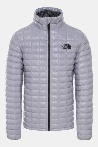 The North Face Mens ThermoBall Eco Jacket Mid Grey/Asphalt Grey