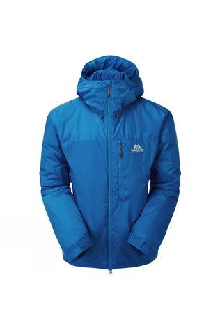 Mountain Equipment Mens Fitzroy Jacket Azure