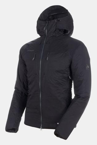 Mammut Rime Insulated Flex Hooded Jacket Black-Phantom