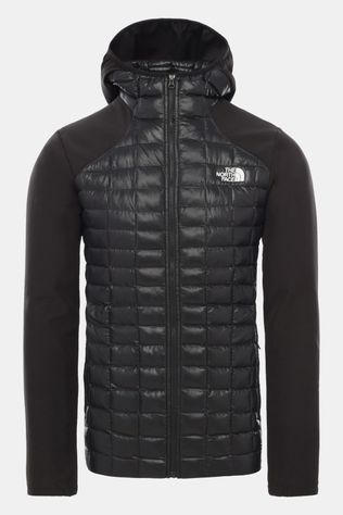 The North Face Mens ThermoBall™ Hybrid Hoodie II TNF Black/TNF Black