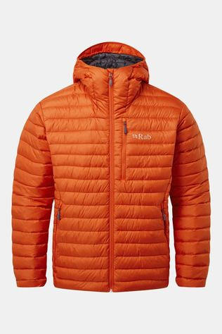 Rab Mens Microlight Alpine ECO Jacket Firecracker