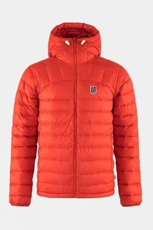 Fjallraven Mens Expedition Pack Down Hoodie True Red