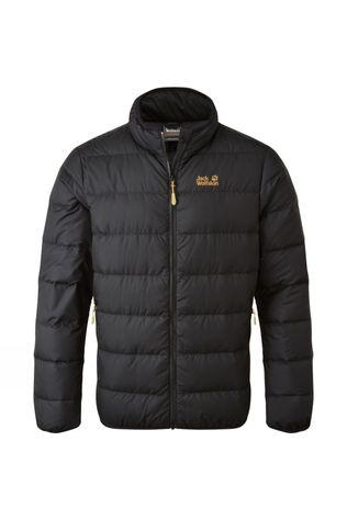 Jack Wolfskin Mens Cleeve Hill Jacket Black