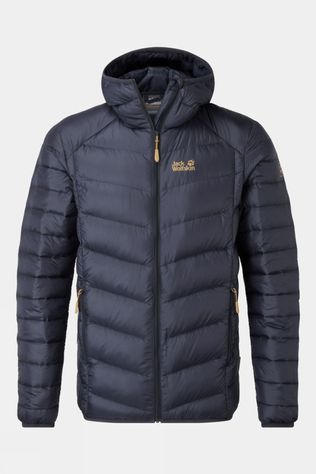 Jack Wolfskin Mens Oaksey Jacket Night Blue