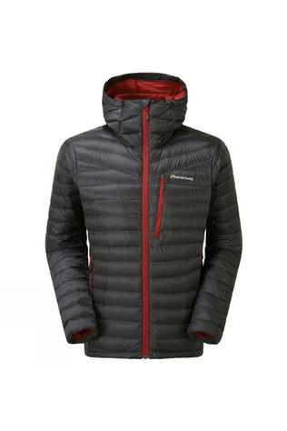 Montane Mens Featherlite Down Jacket Slate