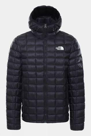 The North Face Mens Thermoball Super Hoodie TNF Black