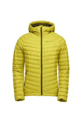 Black Diamond Mens Access Down Hoody Sulphur