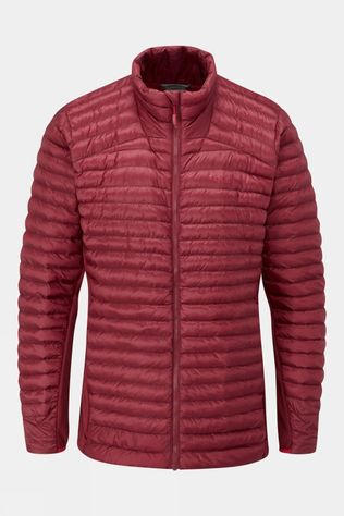 Rab Mens Cirrus Flex 2.0 Jacket Oxblood Red