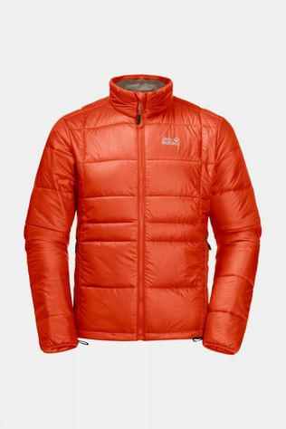 Jack Wolfskin Mens Argon Jacket Wild Brier