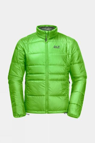Jack Wolfskin Mens Argon Jacket Leaf Green