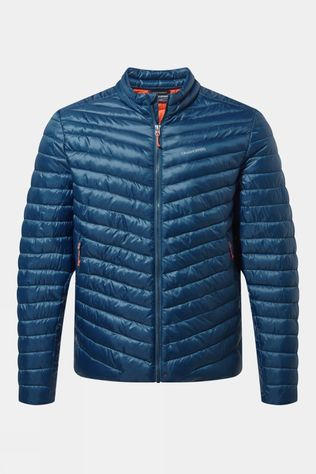 Craghoppers Mens ExpoLite Jacket Poseidon Blue