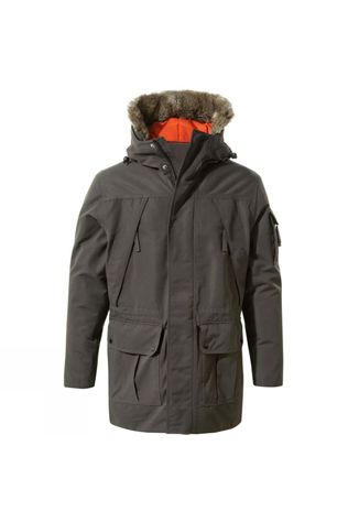 Craghoppers Mens Bishorn Jacket Black Pepper