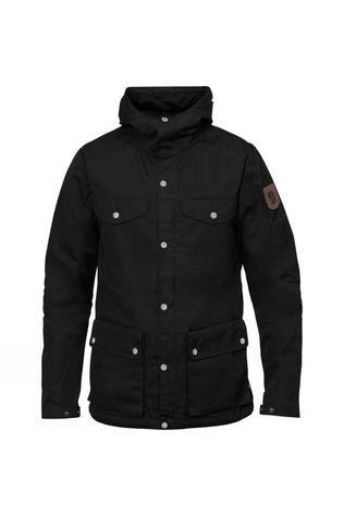 Fjallraven Mens Greenland Jacket Black