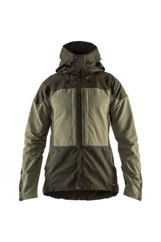 Fjallraven Mens Keb Jacket Deep Forest / Laurel Green