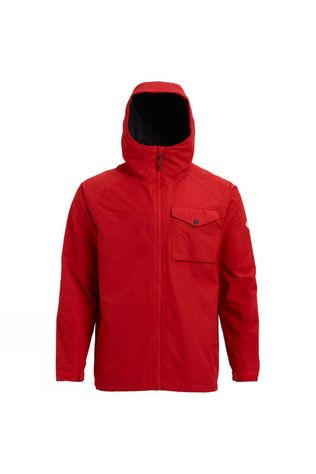 Burton Mens Portal Jacket Aura Red