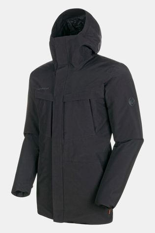 Mammut Chamuera Hardhsell Thermo Hooded Parka Black