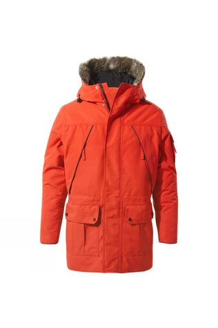 Craghoppers Mens Bishorn Jacket Astor Red