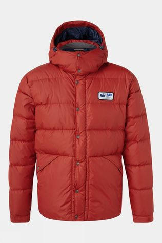 Rab Mens Andes Jacket Rust