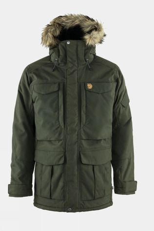 Fjallraven Mens Yupik Parka Deep Forest