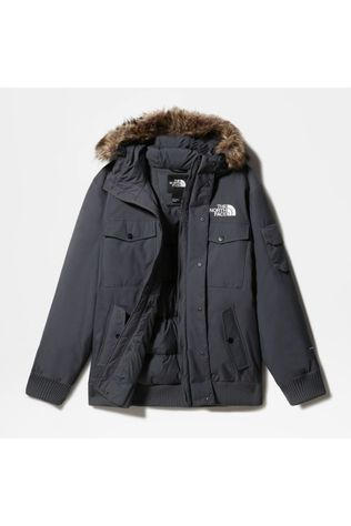 The North Face Mens Recycled Gotham Jacket Vanadis Grey