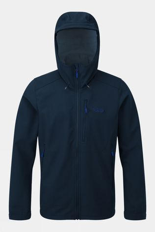 Rab Mens Salvo Jacket Deep Ink / Ink