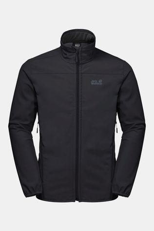Jack Wolfskin Mens Northern Point Jacket Black