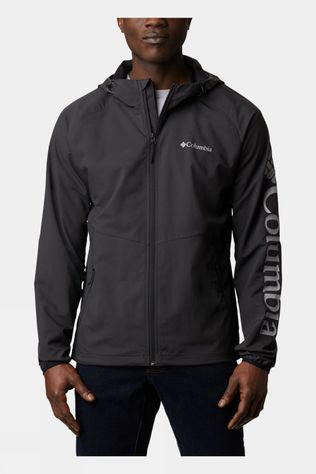 Columbia Mens Panther Creek Jacket Black
