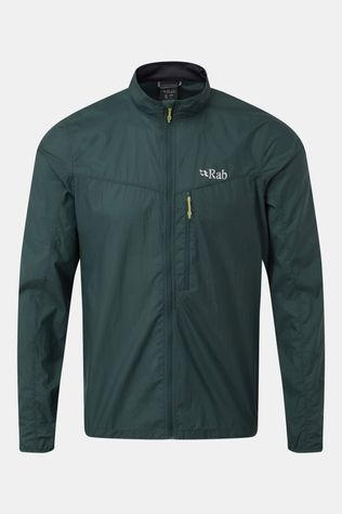 Rab Mens Vital Windshell Jacket Pine