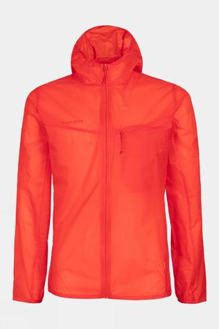 Mammut Mens Convey WB Hooded Jacket Spicy