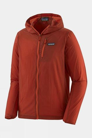 Patagonia Mens Houdini Jacket Hot Ember