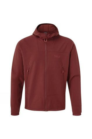Rab Mens  Shadow Hoody Oxblood Red