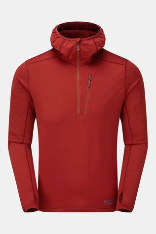 Montane Mens Jam Hoodie Pull-on Redwood