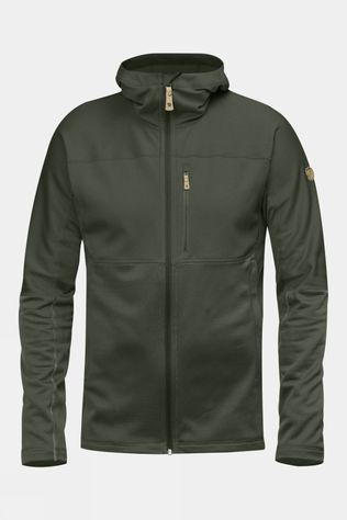 Fjallraven Mens Abisko Trail Fleece Deep Forest