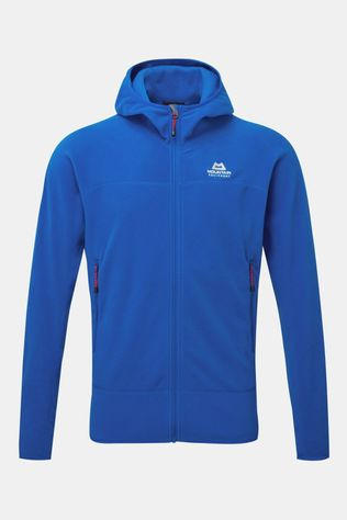 Mountain Equipment Mens Micro Zip Jacket Lapis Blue