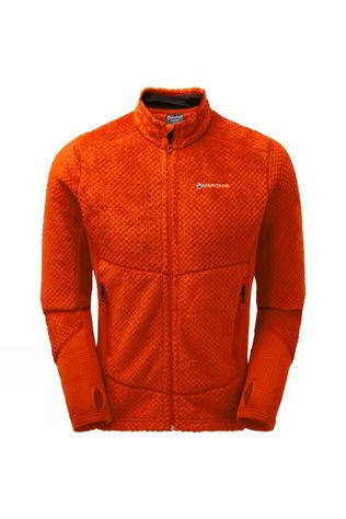 Montane Mens Wolf Jacket Firefly Orange
