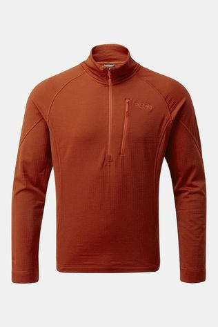 Rab Mens Nucleus Pull-On Red Clay