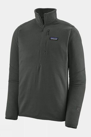 Patagonia Mens R1 Pullover Forge Grey