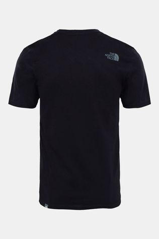 The North Face Mens Short Sleeve Easy Tee TNF Black